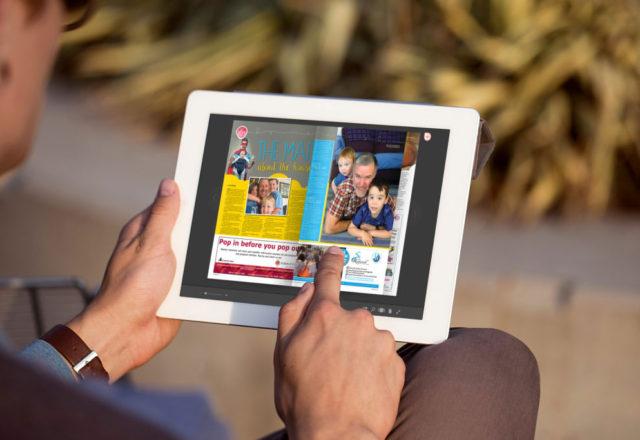 crear revista en linea