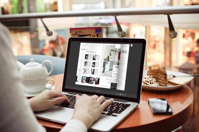 crear revista indesign