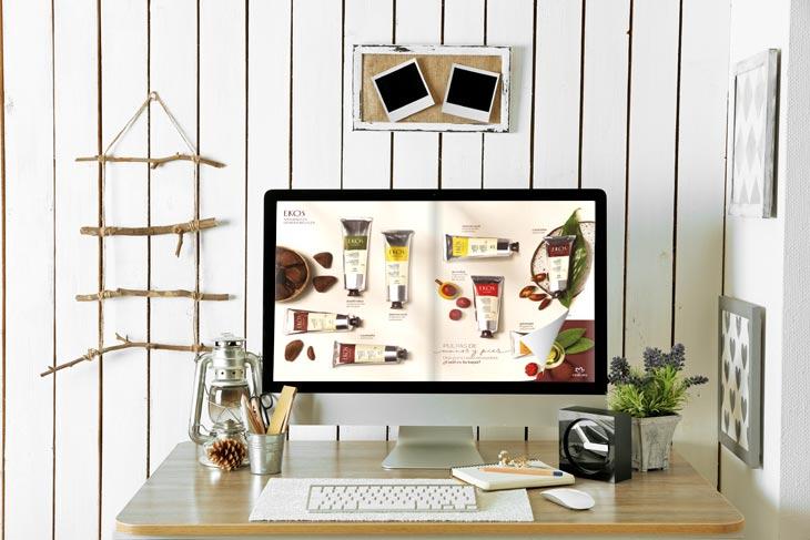 crear una revista digital