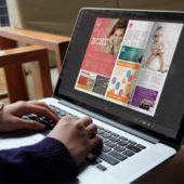 crear una revista online