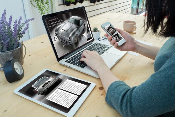 revista digital interactiva